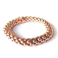 Kura Rose Gold Bracelet