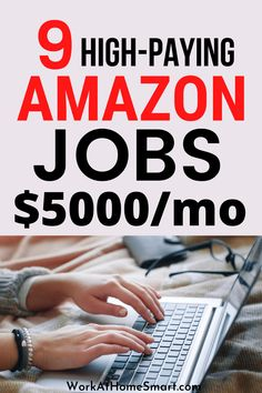 Are you searching for the best Amazon jobs from home to earn money? Great! Check out this list of legit online Amazon jobs that pay well. Amazon Work From Home, Legit Work From Home, Legitimate Work From Home, Work From Home Jobs, Amazon Jobs, Work From Home Companies, Best Amazon, Online Jobs, Extra Money