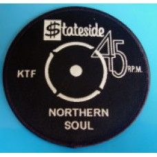Patch Stateside Northern Soul