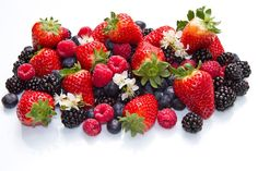Berries attack free radicals  boost collagen!! Fluer de Vie also uses natural ingredients to fight free radicals  boost your skins moisture barrier (making skin plump  firm)!!! So take care of your body  skin from the inside out!!!  12 Foods to Eat for Gorgeous Skin