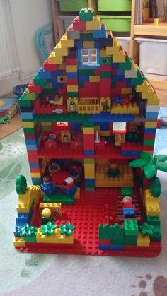 Lego Activities, Craft Activities For Kids, Toddler Activities, Lego For Kids, Diy For Kids, Lego Projects, Projects For Kids, Legos, Lego Challenge