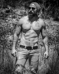 beard beards bearded full beard beardoil pogonophile photoshoot lumberjack fashion tattoos tattoo