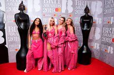 Little Mix at the BRITs 2019 BRIT Awards Arg (@GrownLMArg) | Twitter