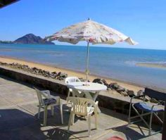 Casa de Playa - Beautiful house right on the beach in a small secluded gated community.  Just 2 miles south of town, adjacent to Club de Pesca.  Within walking distance to restaurants and bars along the beach.