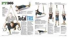 This week, Military Muscle columnist Bob Thomas writes about one of his favorite pieces of workout gear -- the TRX. He writes: The trainers at our gym in Pensacola, Fla. Trx Workout Plan, Workout Gear, Fun Workouts, Trx Training, Training Plan, Suspension Training, Trx Suspension, Build Muscle, Kicks