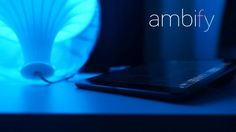 Ambify, A Music App For The Philips Hue Lighting System, Shows The Potential Of The Connected Home Phillips Hue Lighting, Pete Rock, Smart Lights, Great Apps, Music App, Home Automation, Android Apps, Event Planning, Neon Signs