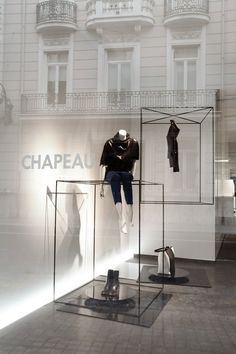 View the full picture gallery of Chapeau Fashion Store Ramones, Valencia, 3d Studio, Online Clothing Stores, Visual Merchandising, Wardrobe Rack, Retail, Interior, Pictures