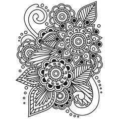 Darice Embossing Folder Henna