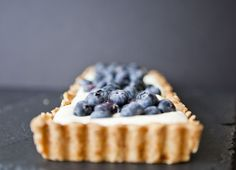 Swamped at the day job, folks. Here's a great spring recipe for you to try this weekend. Lemon Cream & Blueberry Tart 135 g unsalted butter, cut into pieces 1.5 tablespoons olive oil 4.5 …