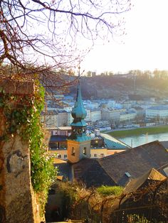 Salzburg - been here - best wienerschnitzel I've ever had was in this town.