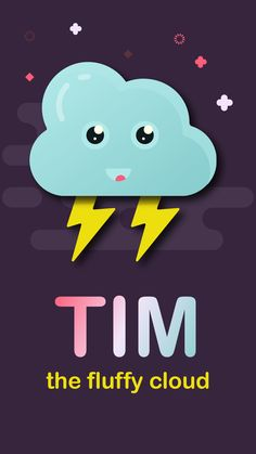 It's always a good time for new stickers! Especially for the cute ones. Get Tim the Fluffy Cloud today and enjoy all the future updates for FREE. New Sticker, Ipod Touch, Emoji, Ipad, Clouds, Stickers, Iphone, Future, Learning