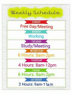 Pioneer schedule!!! Perfect for my part time working schedule! And easy  enough to not tire me out! Jw regular pioneering service