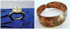 Bileklik_yuzuk_BulgarHanligi Bottle Opener, Bracelets, Leather, Jewelry, History, Jewlery, Jewerly, Schmuck, Jewels
