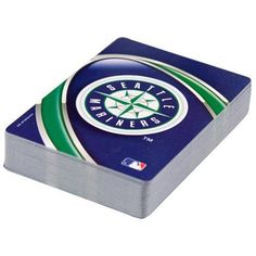 MLB Seattle Mariners Playing Cards by Hunter. $4.95. Seattle Mariners Playing CardsTeam colors and logoStandard suitsOfficially licensed MLB productStandard suitsTeam colors and logoOfficially licensed MLB product
