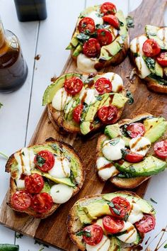15 Open-Faced Sandwiches You Need to Try via @PureWow