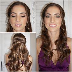 Makeup & Hair by Angela Holanda Beauty Team Makeup & Hair: @angelaholanda