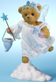 Cherished Teddies Tooth Fairy Bear