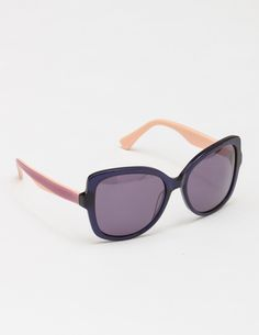 Baby Boden Sunglasses Navy/Thistle/Pale Pink Women Boden, Planning your next escape? Check out this new, timelessly chic shape in stand-out shades (sorry¦). We say: wear colourblocks with your sunblock. http://www.MightGet.com/january-2017-13/baby-boden-sunglasses-navy-thistle-pale-pink-women-boden-.asp