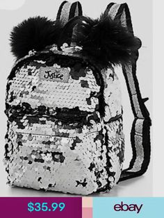 Justice School Backpacks  ebay  Clothing f4834f86f7d06
