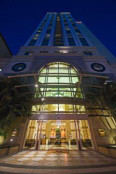 Marriott Hotel in Brisbane, QLD