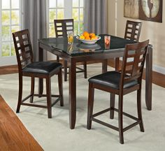 american signature furniture specter ii dining room table value city