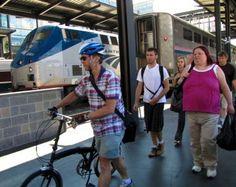 Amtrak Cascades increases bike storage - Bicycle Alliance of Washington