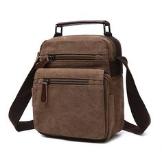 Material:Canvas    Lining Material:Polyester    Color:As the picture    Weight:540g    Length:21cm(8.27'')    Width:7cm(2.76'')    Height:24cm(9.45'')    Structure:Main Pocket,Front Pocket,Back Pocket,Zipper Pocket    Closure:Zipper                      Package Include:    1 * Bag