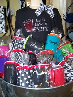 Get your Solo Cup Coozie monogrammed!