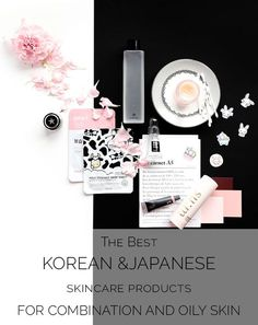 "Following the huge success of my ""best Korean products for troubled skin"" blog post, I decided to write a new version. This one is a little different as it also contains Japanese products, and is mostly based on my own failures and successes. The routine, step by step Cleansers Product hype comes and goes, yet…"