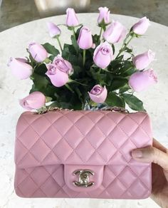 8609fbf49baa Chanel Bedroom, Pink Chanel Bag, Coco Chanel, Chanel Purse, Chanel Outfit, Chanel  Handbags, Luxury Handbags, Princess Anna, Handmade Handbags