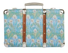 Vintage / Shabby chic Floral Suitcase