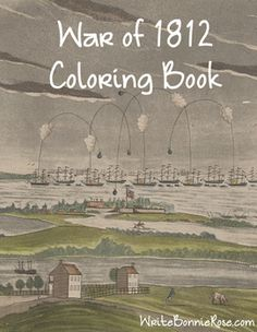 war of 1812 coloring pages.html