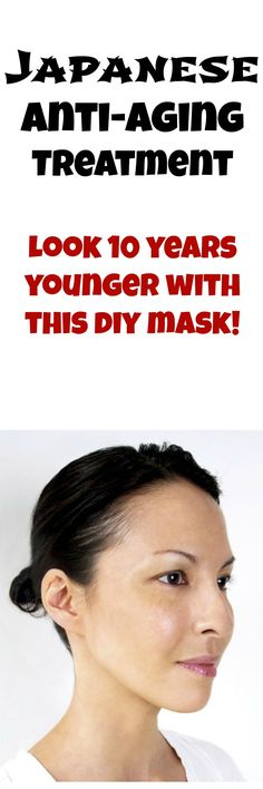 This Japanese anti-aging treatment will make your skin look 10 years younger!