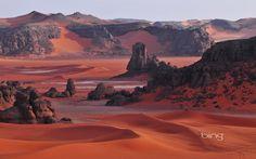 Tassili N'Ajjer National Park Map - Yahoo Image Search Results