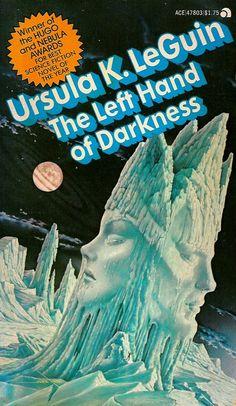The Left Hand Of Darkness, Ursula LeGuin
