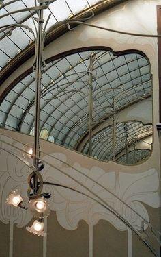 Horta's Art Nouveau