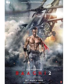 Tiger Shroff – Disha Patani's film Baaghi 2 Box Office Collection Update. See the Baaghi 2 box office update day Baaghi 2 all set to join. Read the News Latest Movies, New Movies, Movies To Watch, Movies Online, Movies Free, Hd Movies Download, Streaming Vf, Streaming Movies, Film 2017