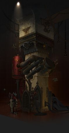 Industrial Gothic - Prop on Behance