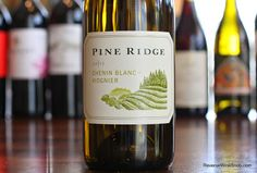 The Reverse Wine Snob: Pine Ridge Chenin Blanc + Viognier 2013 - Trader Joe's Top Picks Wine #2. BULK BUY! But find out why savvy shoppers may want to look elsewhere to buy this #wine. http://www.reversewinesnob.com/2014/05/pine-ridge-chenin-blanc-viognier.html  #winelover