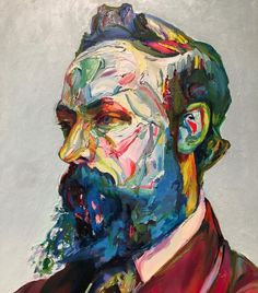 During the Victorian era, it was almost impossible to see a beard-free male face. This uniquely Victorian trend has been a thing of fascination for Los Angeles based artist Aaron Smith, who makes t…