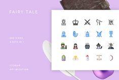 Fairy Tale 200 by Last Spark on @creativemarket