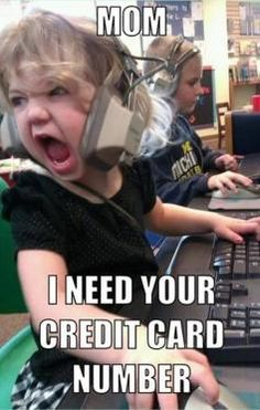 Tfw steam didn't save your card info