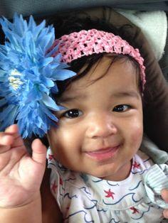 Zoe's smile #coradorables