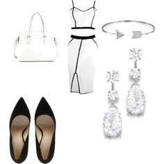 Meeting a celebrity by myanhtran209 on Polyvore featuring polyvore, interior, interiors, interior design, home, home decor, interior decorating, Kate Spade and Bling Jewelry