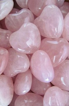 Rose Quartz Heart Quartzo Rosa, Stone of Love or Bohemian Ruby. The stone of unconditional love, tha