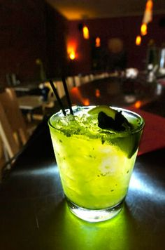 My favorite cocktail: Mojito