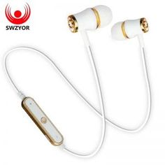 SWZYOR S6 Sport Wireless Bluetooth Earbuds
