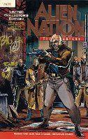 Alien Nation: The Spartans #1LE FN ; Adventure comic book