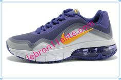 Womens Running Shoes Nike Air Max TR 180 Summer 2013 Club Purple Wolf Grey Tartrazine 599838 517