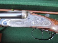 W & C Scott Pigeon Gun  This is the famous 'Monte Carlo B' much loved by serious American competition shooters of the late 19th century and the early 20th, before World War I.